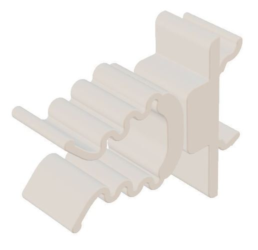 Tackoma Universal Holder Small 3D Print 141245