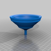 Small funnel 3D Printing 14126