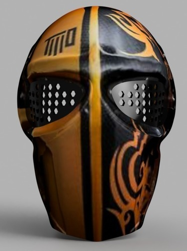 Army of Two Mask 3D Print 141305