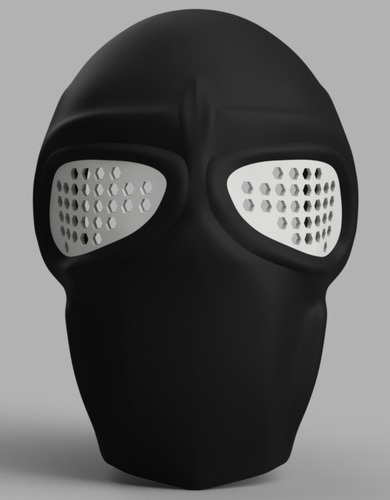 Army of Two Mask 3D Print 141307