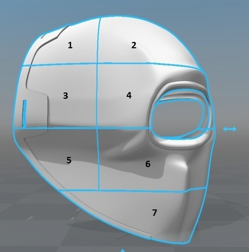 Army of Two Mask 3D Print 141308