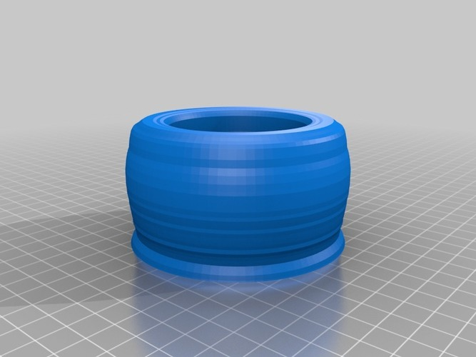 pestle and mortar for grinding stuff 3D Print 14133