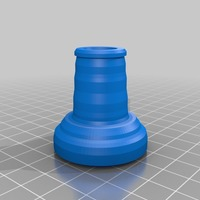 Small mini genii bottle  3D Printing 14135