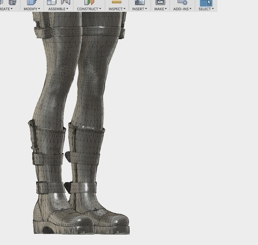 Lara Craft High Resolution  70% Off  3D Print 141372