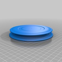 Small platter 3D Printing 14144