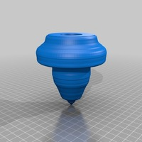 Small fruit juicer upside down 3D Printing 14145