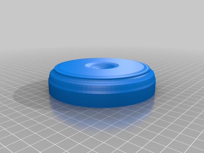plant pot dish may need resizing to fit you pot 3D Print 14146