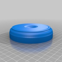 Small plant pot dish may need resizing to fit you pot 3D Printing 14146