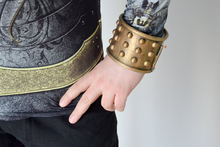 BRACELET  for LARP and COSPLAY 3D Print 141488