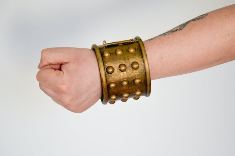 BRACELET  for LARP and COSPLAY 3D Print 141493