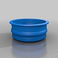 Small plant pot 4 3D Printing 14159