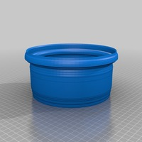 Small plant pot 3 3D Printing 14162