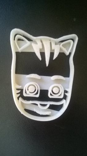 catboy cookie cutter 3D Print 141713