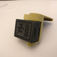 Small Z-Monitor_Zortrax-M200-Left-Side-Holder-v1 3D Printing 141764