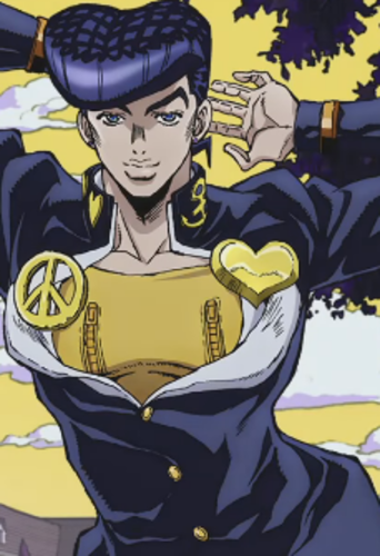 Jojo's All Star Collection: Josuke (DiU) 3D Print 141783
