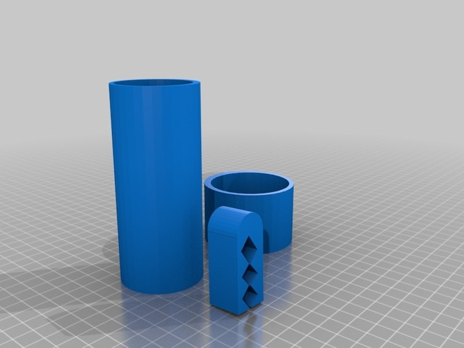 coffee canister and coffee bag clip 3D Print 14188