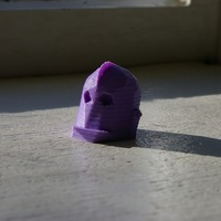 Small Low Poly Robot 3D Printing 141939