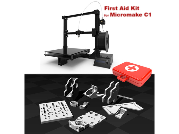 Medium First Aid Kit for Micromake C1 (H-bot XZ) + Marlin 3D Printing 142115