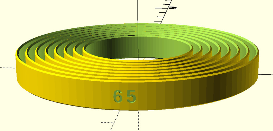 Printable Stretchy Bracelet  3D Print 142132