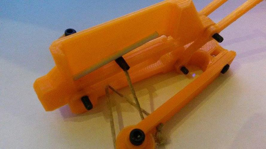 semi automatic crossbow compound (MINI) 3D Print 142346