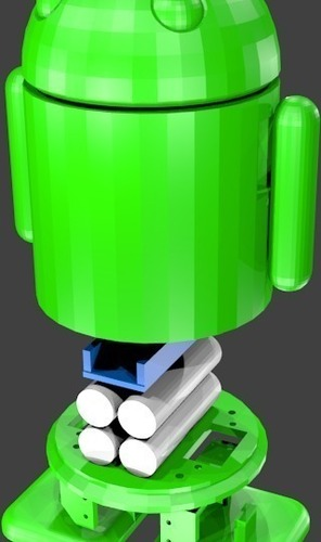 Android robot  3D Print 142362