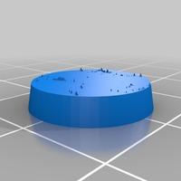 Small My Customized Ultimate Parametric Base Generator 3D Printing 14247