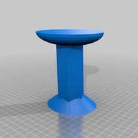 Small plinth for sun dial 3D Printing 14267