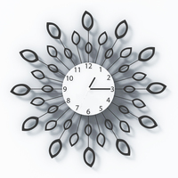Small design clock-C 3D Printing 142803