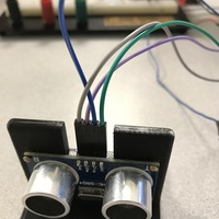Small Peek-A-Thief sensor supports 3D Printing 142903