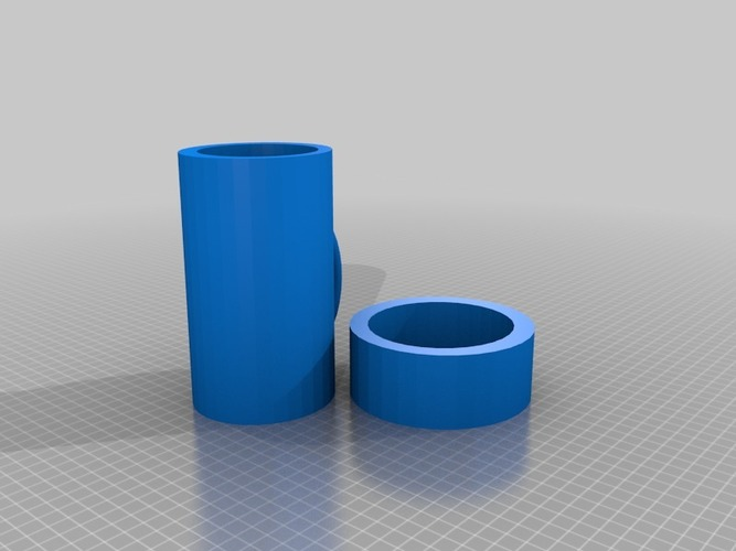 cheaper coffee canister 3D Print 14322