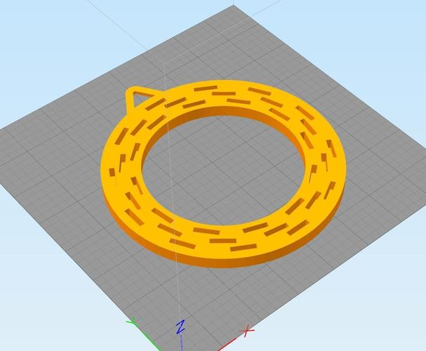 clock-sunflower 3D Print 143327