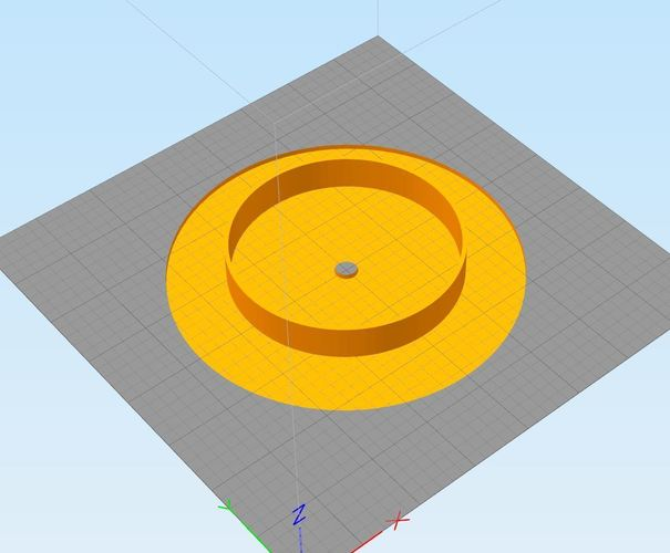 clock-sunflower 3D Print 143328