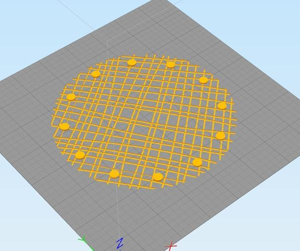 clock-sunflower 3D Print 143329