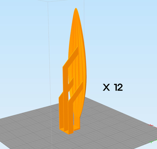 clock-sunflower 3D Print 143332