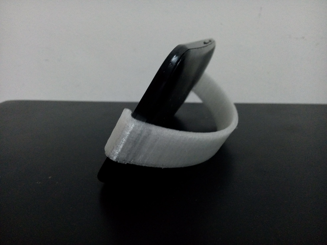Moto G3 - Mobile Stand 3D Print 143376