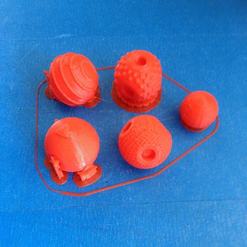 Tactile Chemistry learning atoms 3D Print 143424