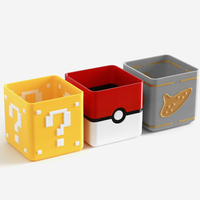 Small Video Game Planter Collection 3D Printing 143433