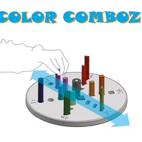 Small Color Comboz 3D Printing 143486