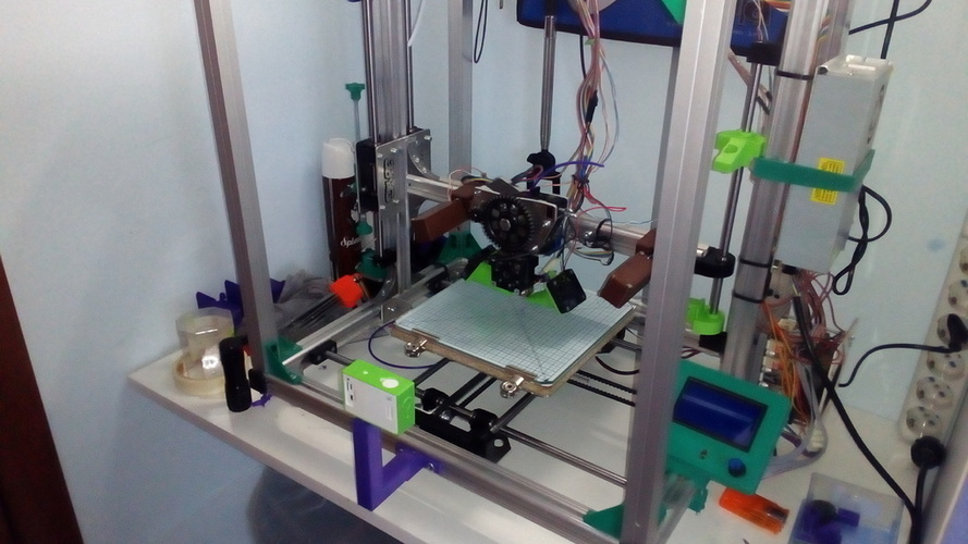 support cam  3D Print 143512