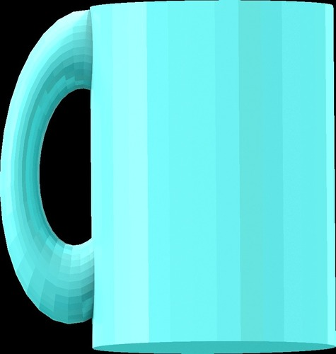 MUG WITH LOADS OF FILES BLENDER, TINKERCAD, MESHMAKER COLLECTION 3D Print 14377