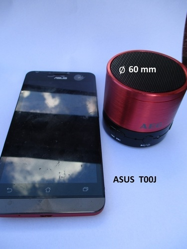 2 in 1 phone (ASUS  T00j) and bluetooth speaker holder 3D Print 143795