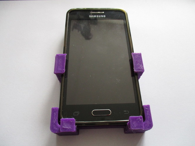 2 in 1 phone (Samsung SM-G355HN) and bluetooth speaker holder 3D Print 143808