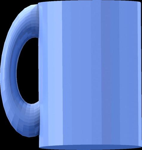 MUG WITH LOADS OF FILES BLENDER, TINKERCAD, MESHMAKER COLLECTION 3D Print 14381