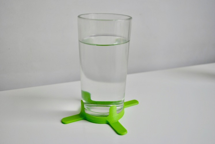 Glass holder 3D Print 143825