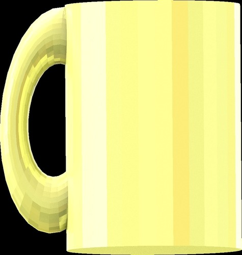 MUG WITH LOADS OF FILES BLENDER, TINKERCAD, MESHMAKER COLLECTION 3D Print 14383