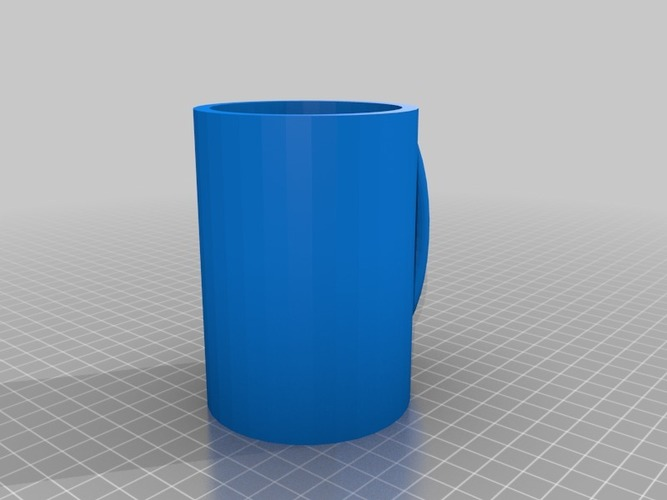 MUG WITH LOADS OF FILES BLENDER, TINKERCAD, MESHMAKER COLLECTION 3D Print 14384