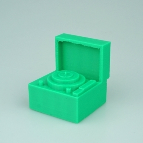 record player 3D Print 14402