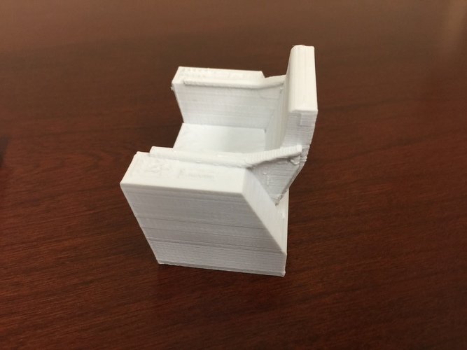 Captains Command Chair 3D Print 144319