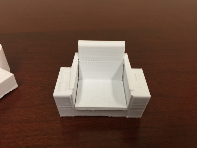 Captains Command Chair 3D Print 144321