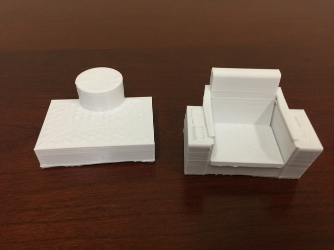 Captains Command Chair 3D Print 144323